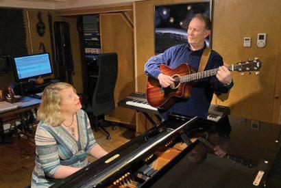 Thumbnail for Linda Marks and Mark Bishop Evans